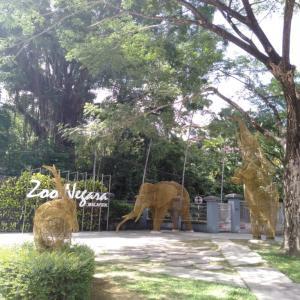 マレーシア国立動物園 ZOO NEGARA *クアラルンプール*3