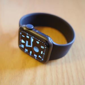 Apple Watch用の新しいバンド「ソロループ」が使い心地が良すぎる