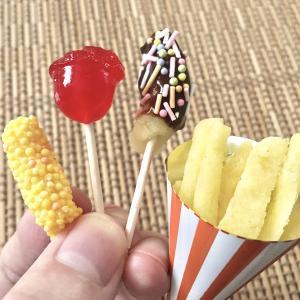 おうちにいながらお祭り気分⁉︎ クラシエの知育菓子「たのしいおまつりやさん」作ってみた