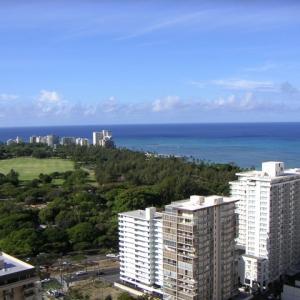 ハワイのタイムシェアに興味津々