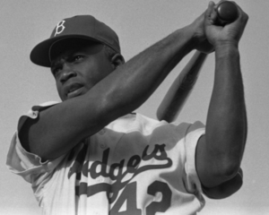 「Jackie Robinson ~A Game-changing Baseball Player~」(2021 年 7 月)
