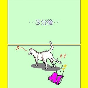 2週間ぶりの『猫ある』