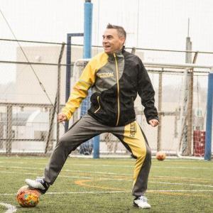 理想のサッカーコーチ