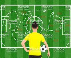 サッカーの攻撃