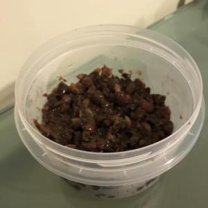 手作りあんこ・小豆の美容効果