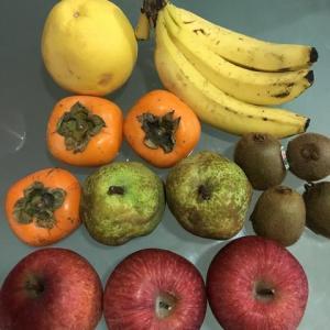 旬の果物で、美味しくビタミンCを摂取