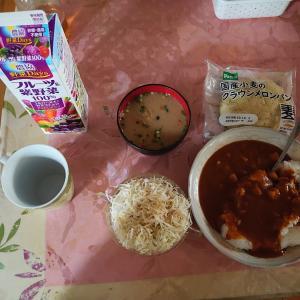 昼の食事♪