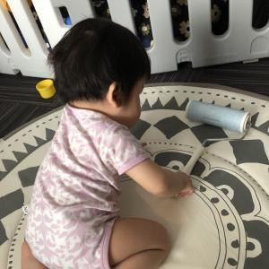 おもちゃは必要ない? 息子のお気に入り 日用品編【1歳】