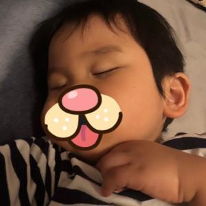 夜間断乳決行!(1歳半息子)→そして失敗!
