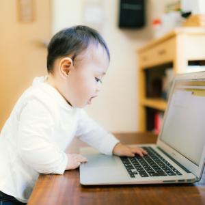 【市役所職員の副業】男性は育児休暇中に在宅ワークを手伝おう!