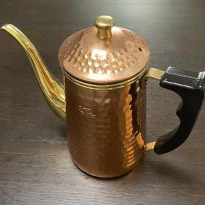 カリタの銅ポットはバリスタに試練を与える諸刃の剣だった!?