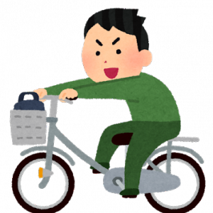 自転車の「あおり」運転が危険行為として処罰されます。