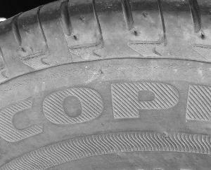 車メンテナンス記録②  タイヤ交換