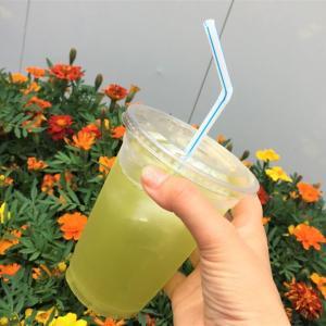 川口 香楽園で老舗お茶屋さんの冷たい煎茶をテイクアウト 暑い夏の日にピッタリ!