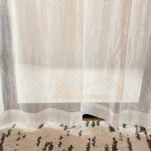 【ズボラ家事】カーテンのカビを簡単に取る方法!キッチン泡ハイターがおすすめ