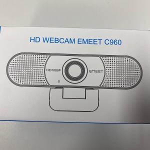 [eMeet C960]レビュー/小型でコスパの良いWebカメラ