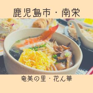 【奄美の里】鹿児島市内で本格鶏飯を食べてきたよ