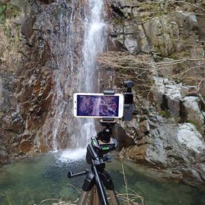 OsmoPocket 今更ながら渓流釣り動画対応