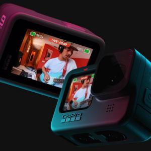 GoProの進化が止まらない