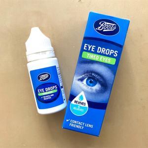イギリスの薬局で目薬を買った話