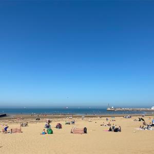 ロンドンからケントへビーチ巡り日帰り旅行〜ウィスタブル・マーゲイト・ブロードステアズ〜