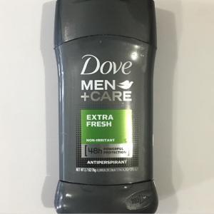 強烈なわきが臭が解決か?!Dove MEN+CARE レポート