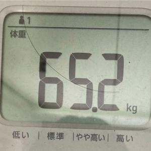 身体を整える No.4 計測値