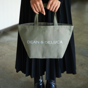 【DEAN &DELUCA】チャリティトート A BAG FOR HAPPINESS チャリティーキャンペーン2020
