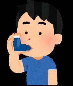 「咳喘息(せきぜんそく)」
