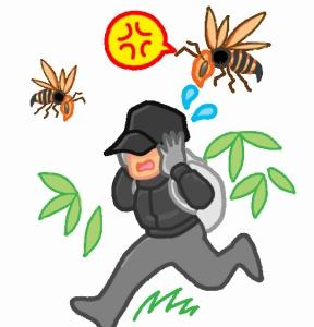 「ハチアレルギー」