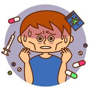 「薬物中毒でない証明」