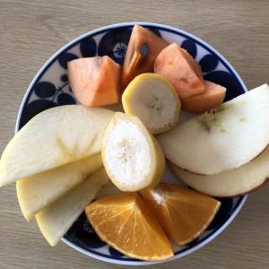 「今朝のフルーツ」