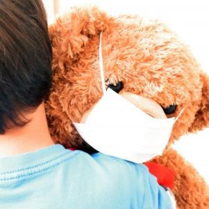 こどもが咳、鼻水で眠れないとき