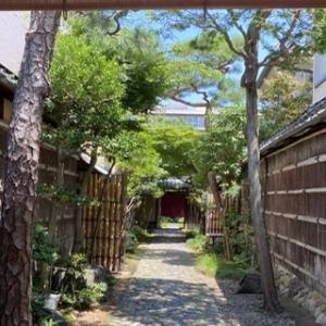 弘道館の月釜