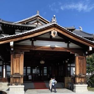 奈良ホテルでティータイム