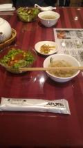 中国料理シーダサイカンのランチ