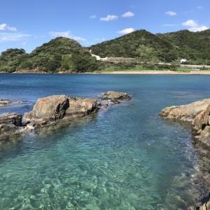 【雑談】 島根の海はきれいですよ