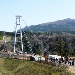 九重夢吊大橋(大分県)