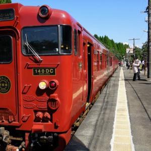 JR九州肥薩線(えびの高原線)の大畑駅