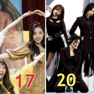女性K-POPグループの最年少から最年少までの平均デビュー年齢を大公開!!
