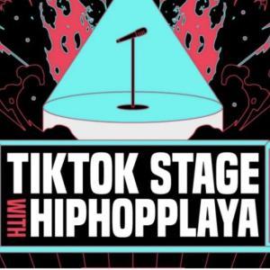 TikTok、ライブ・フロム・ホーム・コンサートをHIPHOPPLAYAと開催!
