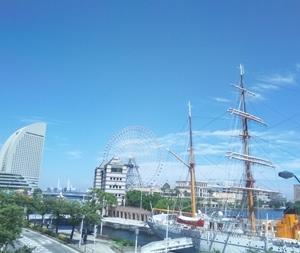 久々の横浜