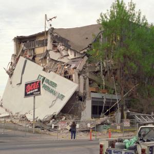 実録!ロスアンジェルス・ノースリッジ地震