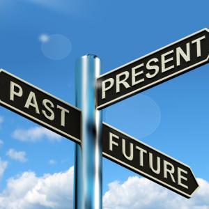 自分の《過去》と《現在》と《未来》