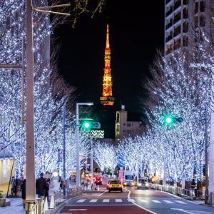 クリスマスといえばイルミネーション♡都内お勧めスポット