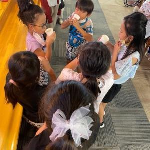 【たんぽぽ温泉デイ】夏の思い出♪子供たち♪