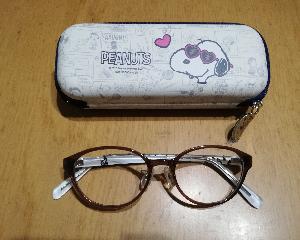 仕事用の眼鏡を新調しました