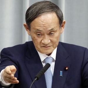 【遺憾砲】菅官房長官、尖閣周辺での中国公船確認過去最長「極めて深刻」