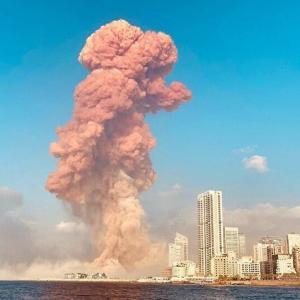 【倉庫爆発】ベイルート爆発の死者135人に 爆発の責任追及へ