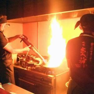 火炎放射器パフォーマンスで人気のラーメン店火災 原因は店員がラードに火をつけたままトイレに行っていた